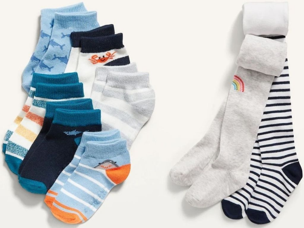 Old Navy Socks and Tights