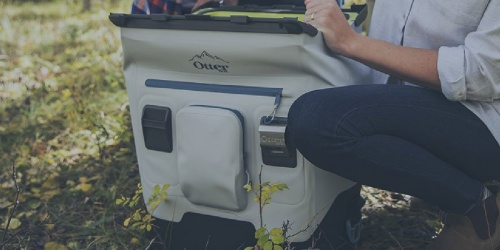 50% Off OtterBox Coolers | Keeps Ice Cool for 3 Days & Goes from Shoulder Bag to Backpack