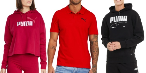 PUMA Men's Polo Just $10.49 (Regularly $35) | Up to 70% Off Apparel for the Family