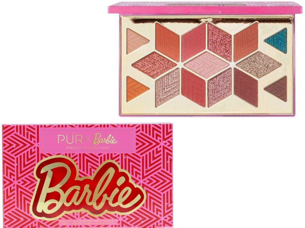 PUR x Barbie Palette