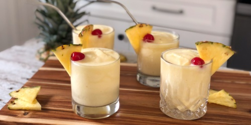 Finish Summer Strong with the Absolute Best Piña Colada Recipe – Only 4 Ingredients!