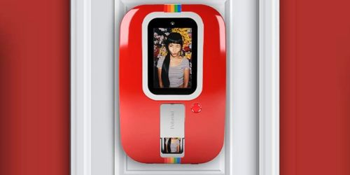 Get Your Own At-Home Polaroid Photo Booth (Old-School Fun for Parties, Weddings & More)