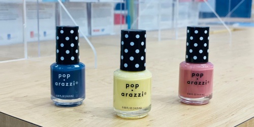 Pop•arazzi Nail Polish Only 50¢ Each After CVS Rewards