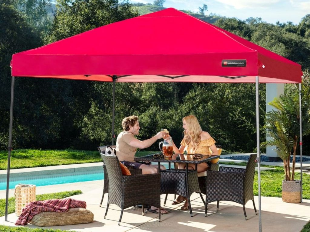 Best Choice Products Pop Up Awning