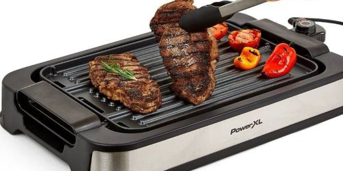 PowerXL Indoor Grill Only $39.99 Shipped on Target.com (Regularly $80)