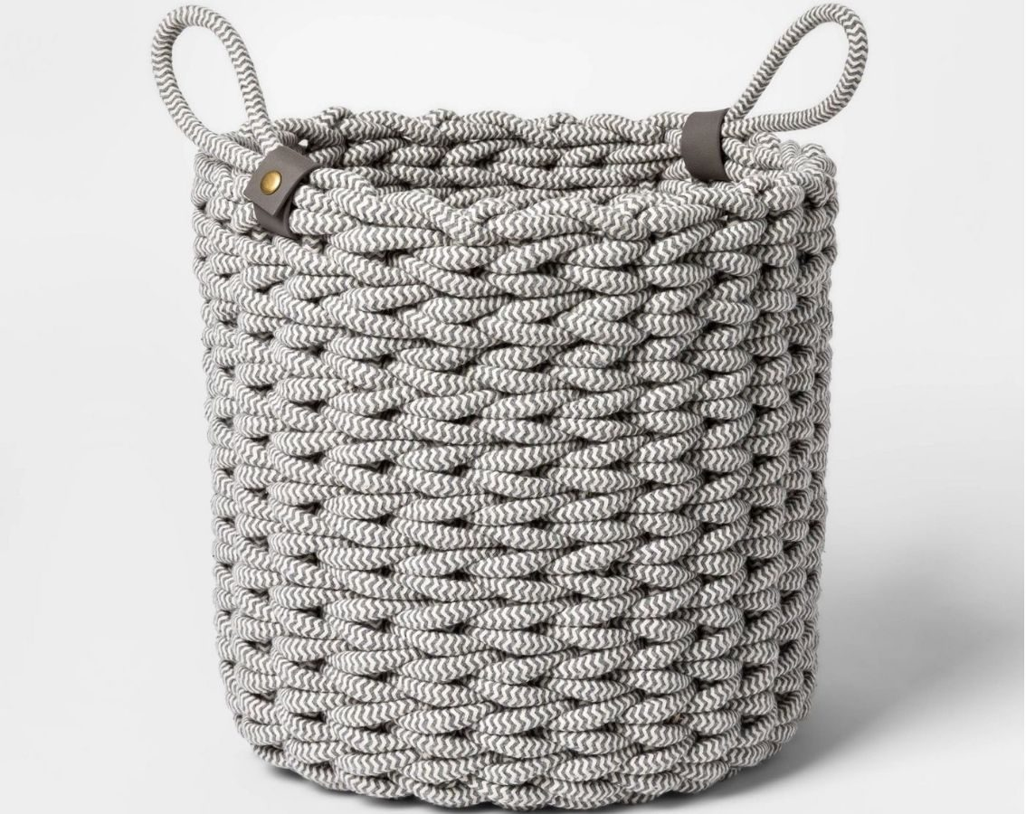 Project 62 woven storage basket