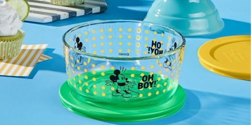 Macy's Black Friday in July Sale   Pyrex Disney & Star Wars Food Storage Container Sets from $14.99