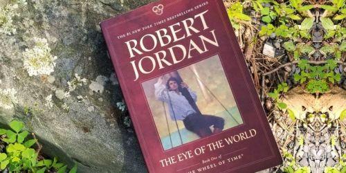 Robert Jordan's Wheel of Time eBooks Volumes 1-5 Only $4.99 Each on Amazon (Regularly $11)