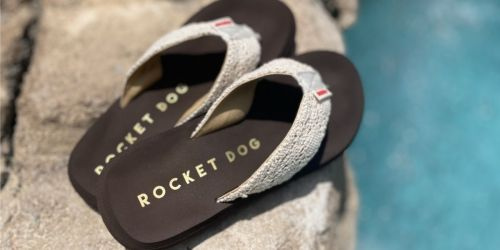 Rocket Dog Women's Sandals Only $11.99 on Zulily (Regularly $33)