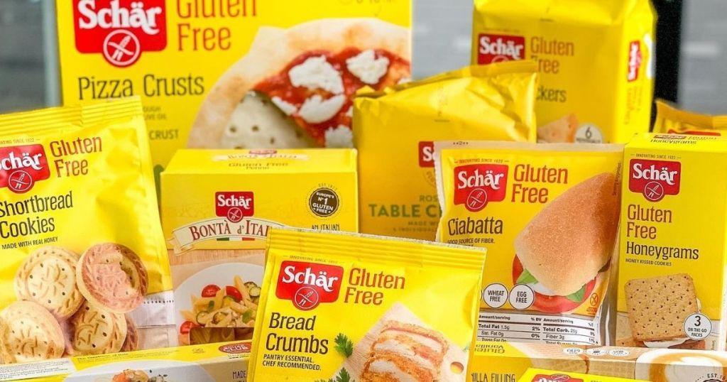 Schär products