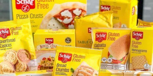 FREE Schär Gluten-Free Care Package ($10.50 Value)