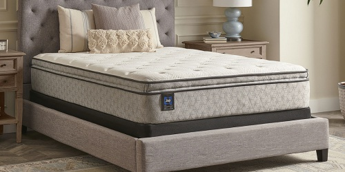 Up to 75% Off Pillow Top Mattresses on JCPenney.com | Sizes Twin – California King