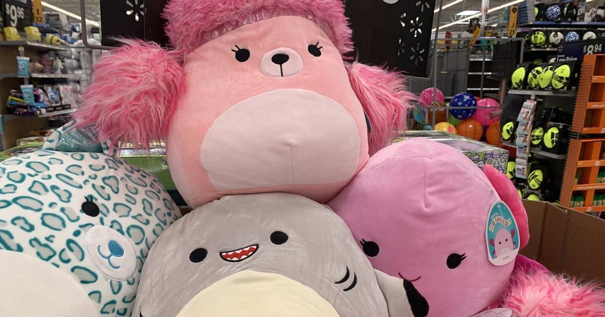 Squishmallows Stuffed Animals