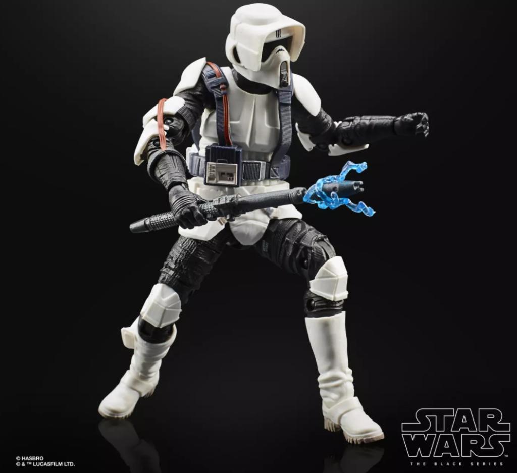 Star Wars Trooper action figure