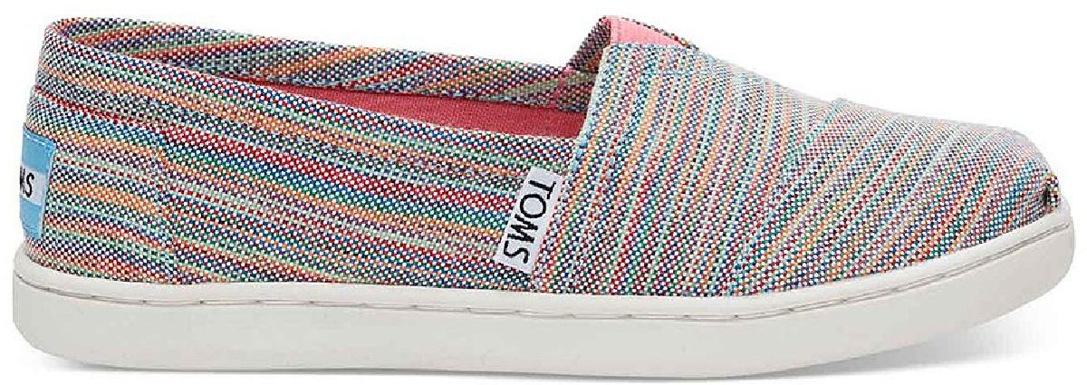 toms space dye shoes