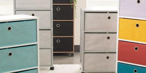 The Big One Kids 3-Drawer Storage Tower from $27.99 Shipped for Kohl's Cardholders (Regularly $80)