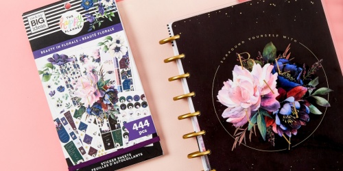 Up to 70% Off The Happy Planner Journals, Planners & Accessories | Includes Disney Styles