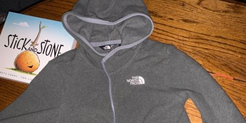 The North Face Fleece & Outerwear for the Whole Family from $19.99 Shipped