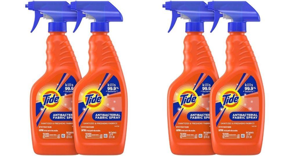 four Tide Antibacterial Fabric Spray