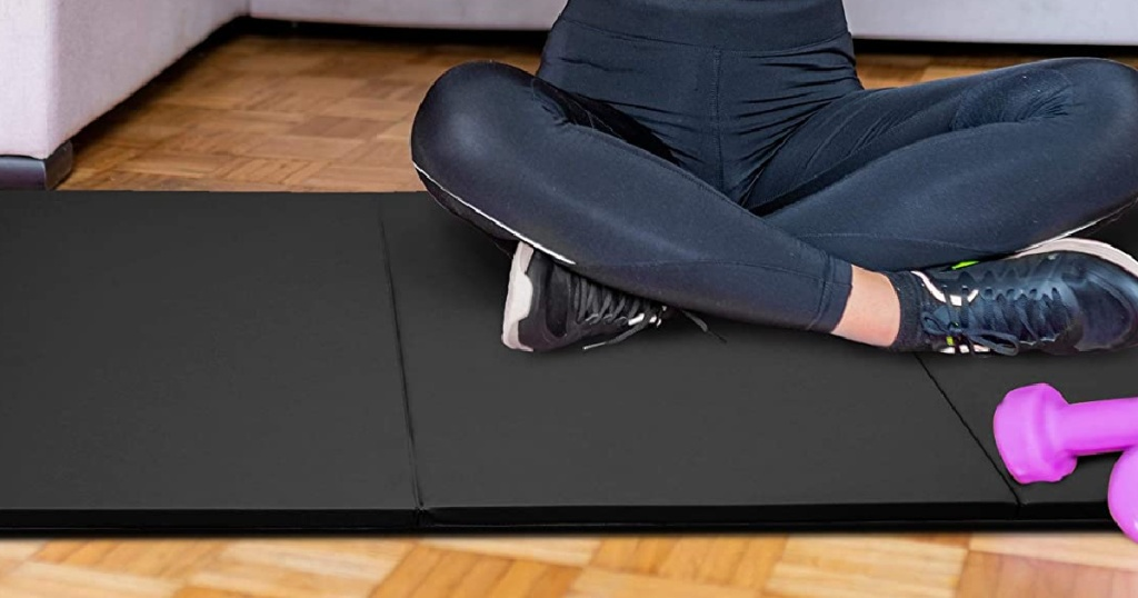 Tri-Fold Gym Mat -3