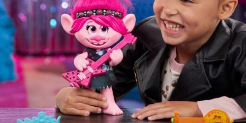 Trolls World Tour Poppy Singing Doll Only $8.63 on Amazon (Regularly $30)