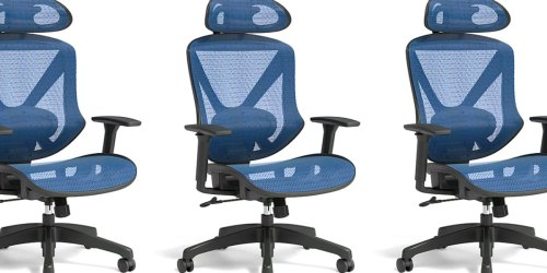 Mesh Computer/Desk Chair Just $149.99 Shipped on Staples.com (Regularly $290)