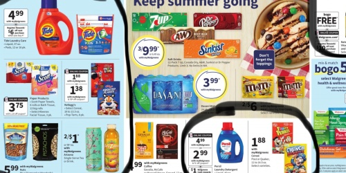 Walgreens Ad Scan for the Week of 7/11/21 – 7/17/21 (We've Circled Our Faves!)