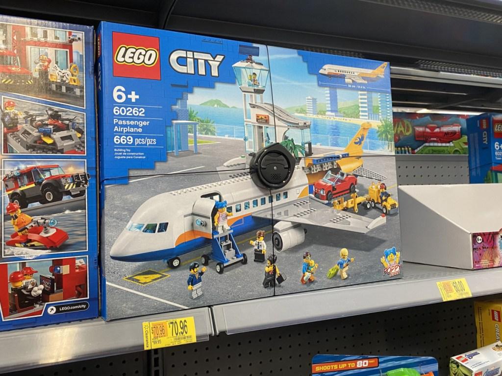 lego city airplane