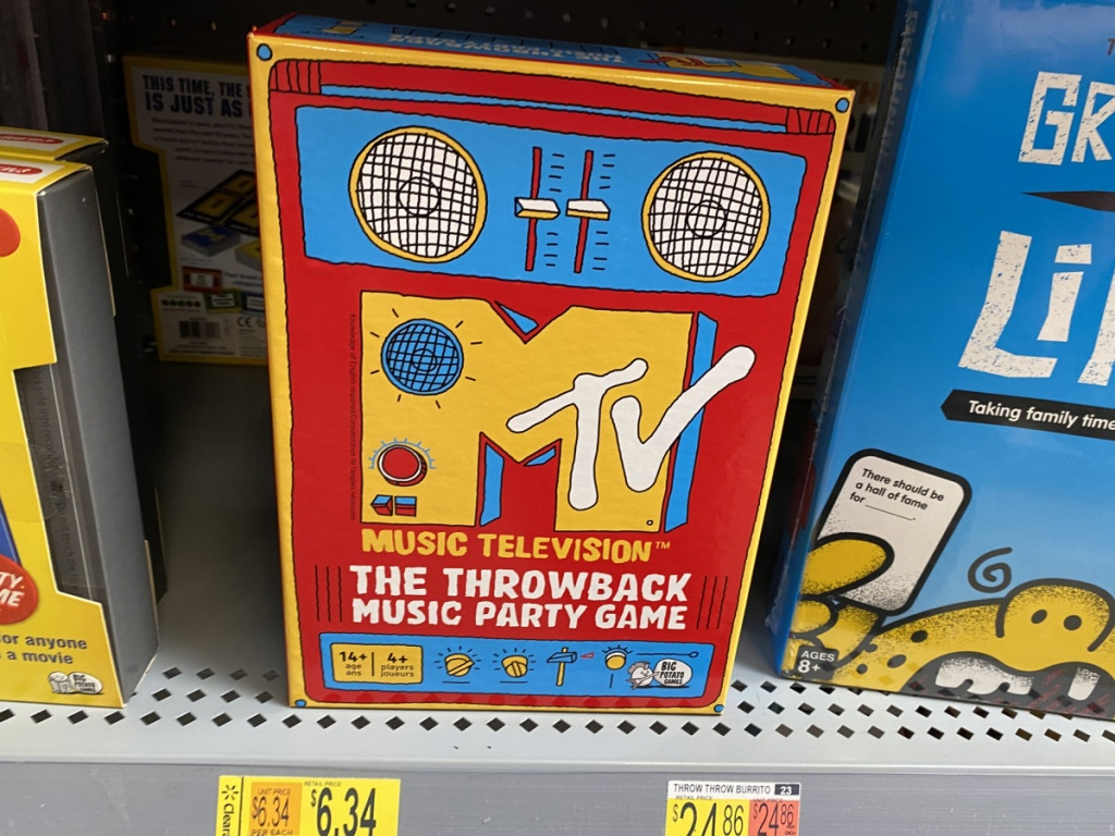 mtv party game