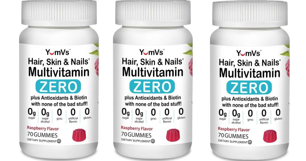 YumV vitamin bottle