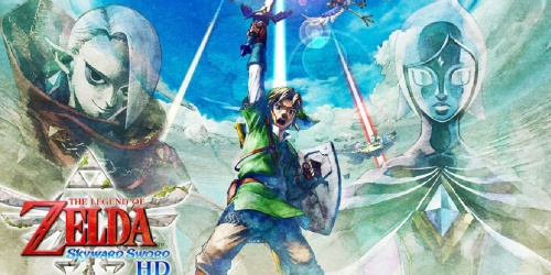 The Legend of Zelda: Skyward Sword Nintendo Switch Video Game Only $49.94 Shipped on GameStop (Regularly $60)