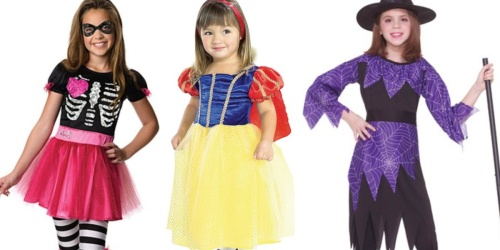 Kids Halloween Costumes from $6.98 on Zulily.com (Regularly $23)