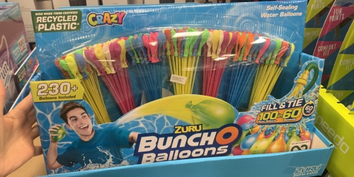 Zuru Bunch O Balloons 245-Count Only $14.98 at Sam's Club