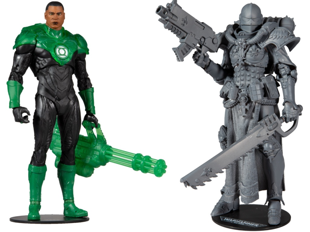 two action figures