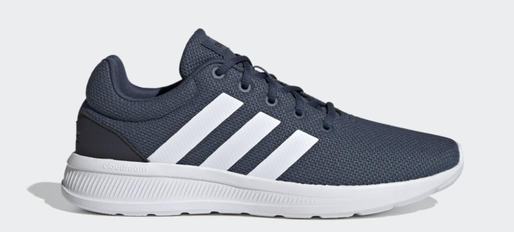 navy blue sneaker