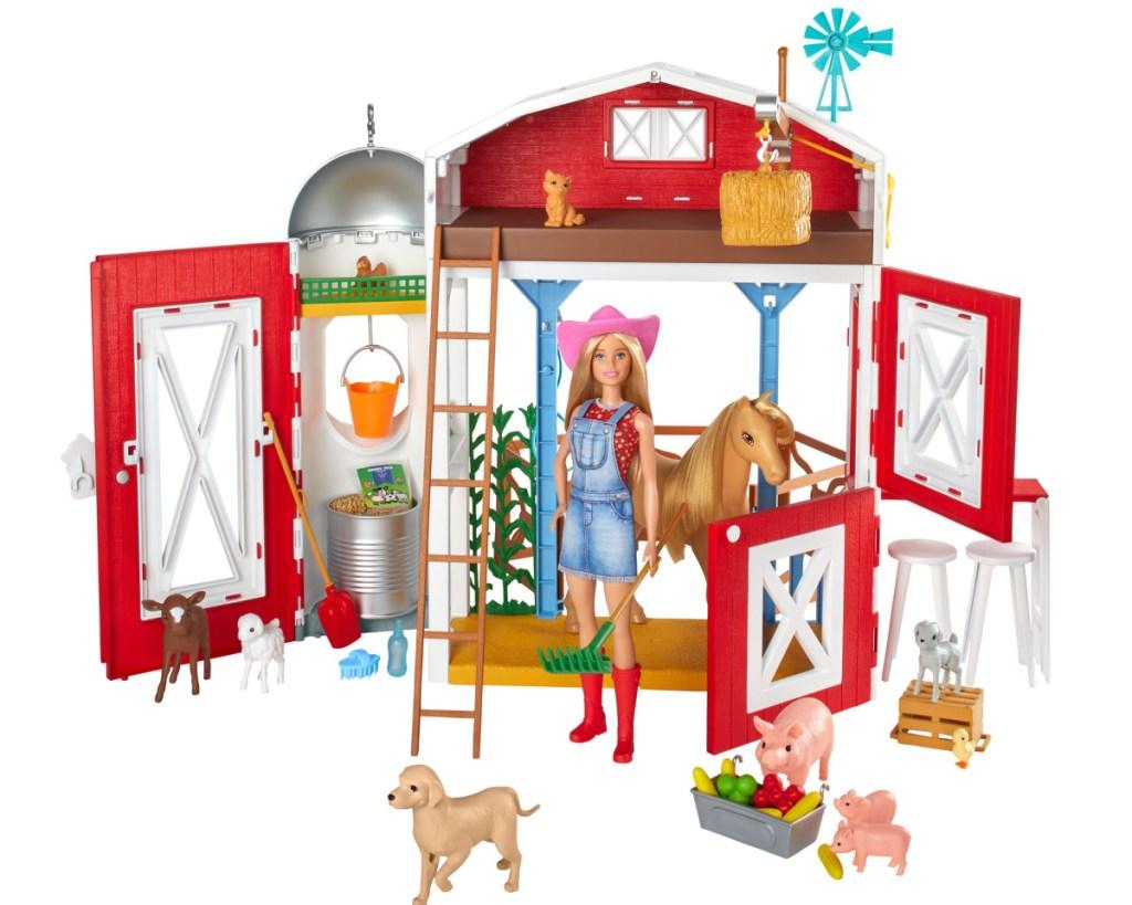 barbie farm