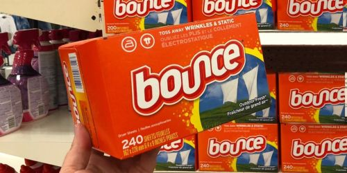 $5 Off 2 Household Products on Amazon   Save Big on Downy, Bounce, Hefty & More