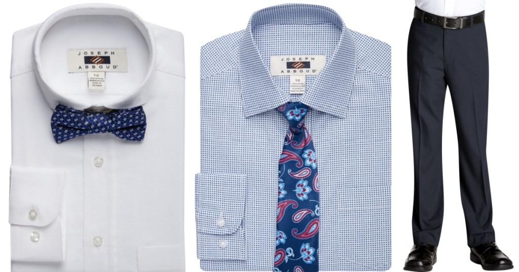 boys mens wearhouse apparel