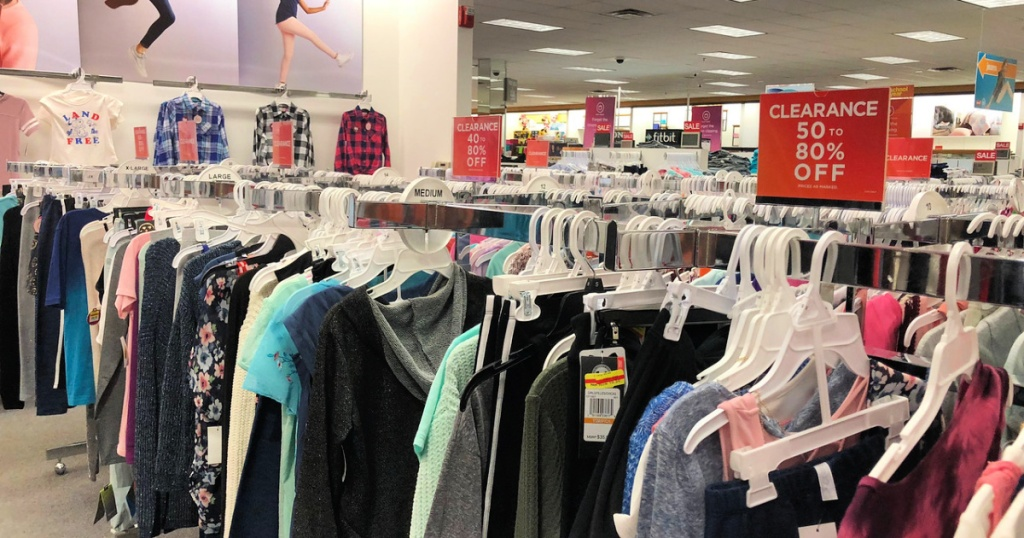 clearance clothing at kohl's