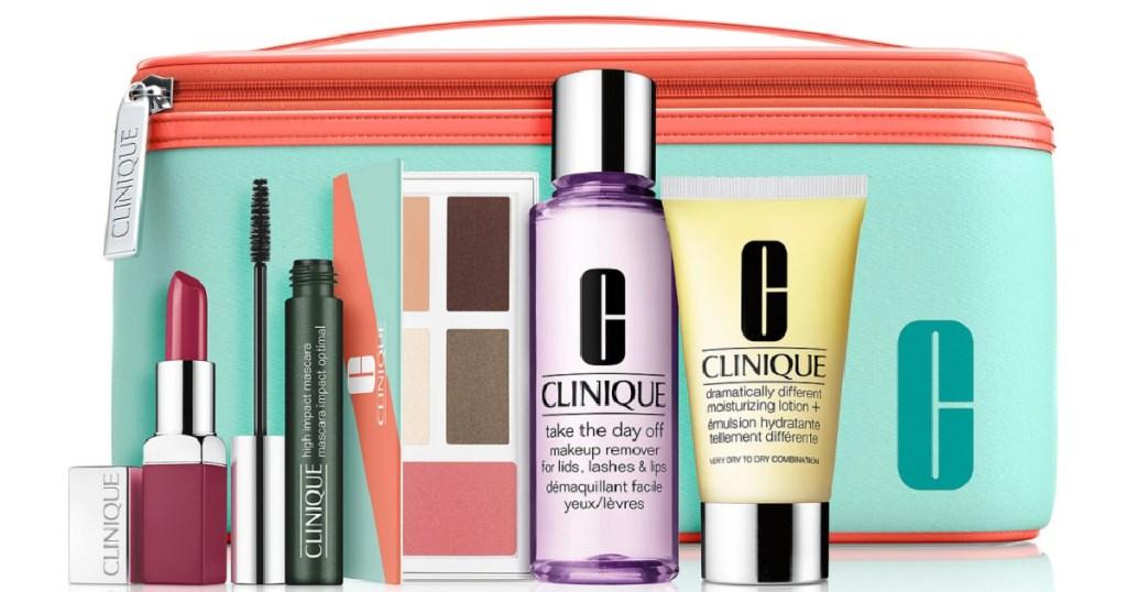 clinique sun kissed gift set