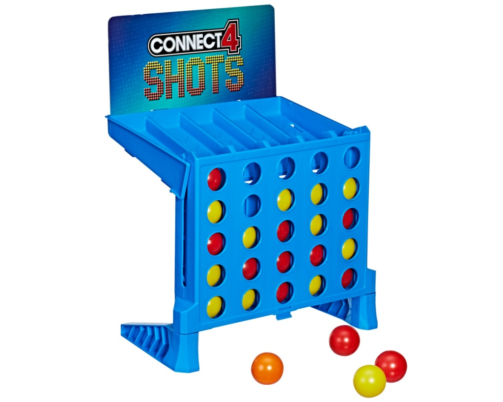 connect4 shots board