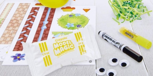Crayola Kids Craft Kits from $2.65 on Amazon (Regularly $5)