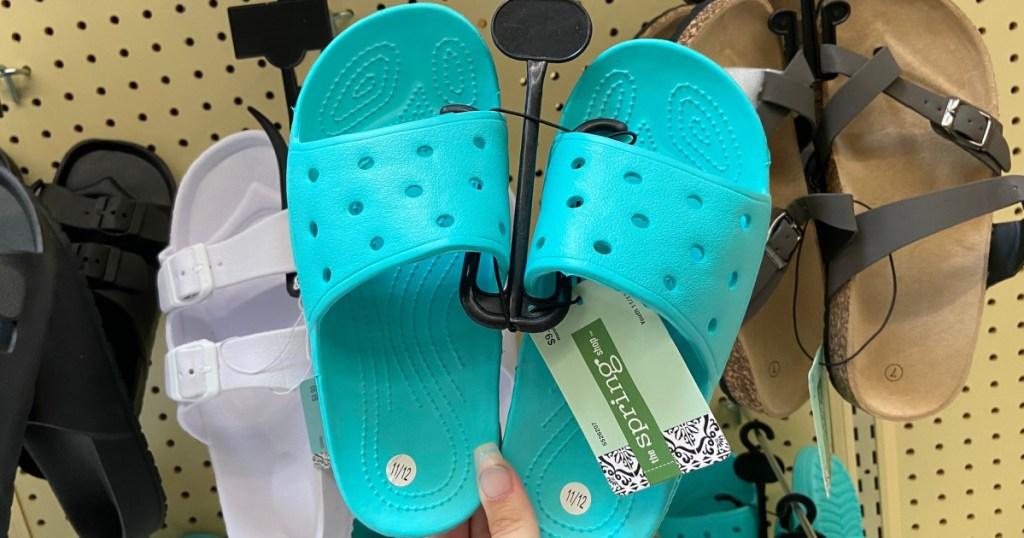 crocs sandals dupes