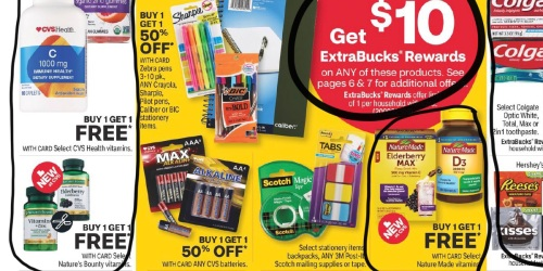 CVS Weekly Ad (8/1/21 – 8/7/21)   We've Circled Our Faves!