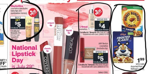 CVS Weekly Ad (7/25/21 – 7/31/21) | We've Circled Our Faves!