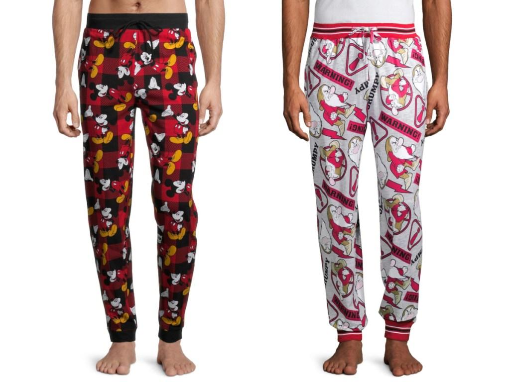 disney mens pajamas