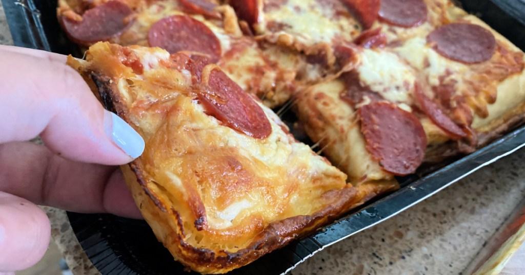 edge of motor city pizza