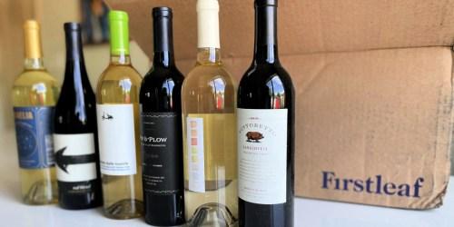 6 Bottles of Wine Just $29.95 Delivered | Only $4.99 Per Bottle