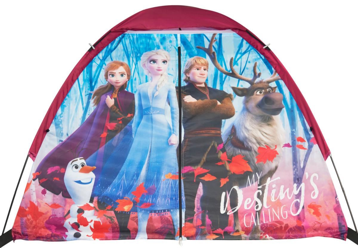 frozen tent display 2