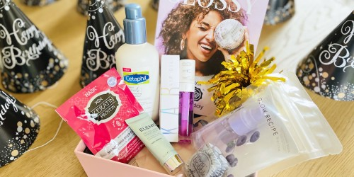 Glossybox Beauty Box Only $10 Shipped (Over $95 Value) – Fun Luxury Items to Try!
